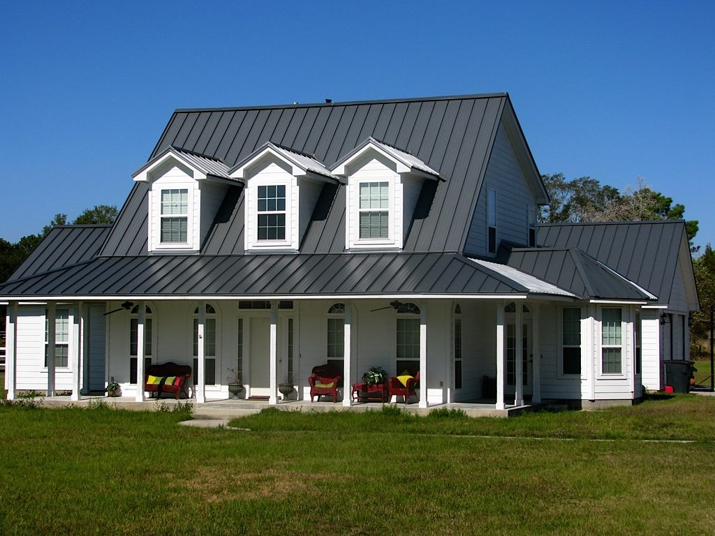 The Benefits of New Steel Roofing